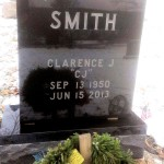 Hand chiseled engraving on Jet Black Granite.